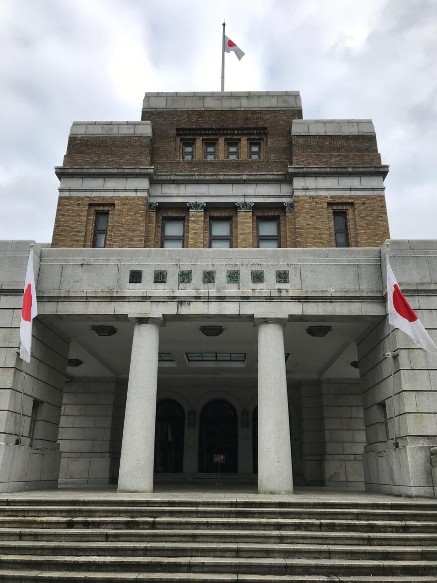 国立科学博物館 正面