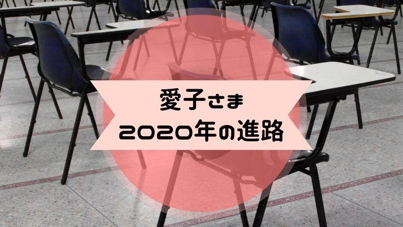 愛子さま 2020年