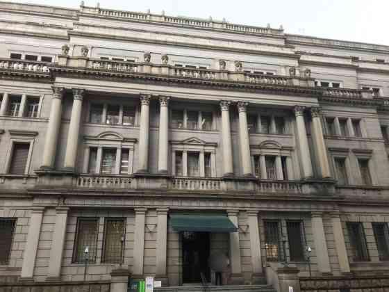 日本銀行本店の外観